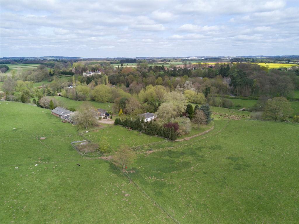 3 Bedrooms Equestrian Facility Character Property for sale in Ryton, Shifnal, Shropshire, TF11