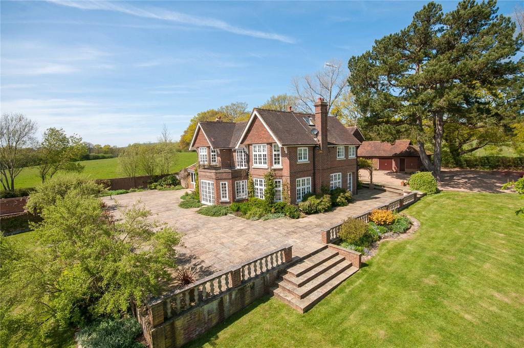 6 Bedrooms Equestrian Facility Character Property for sale in Partridge Lane, Newdigate, Dorking, Surrey, RH5