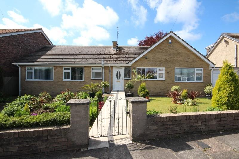 3 Bedrooms Detached Bungalow for sale in Elwick Road, Hartlepool