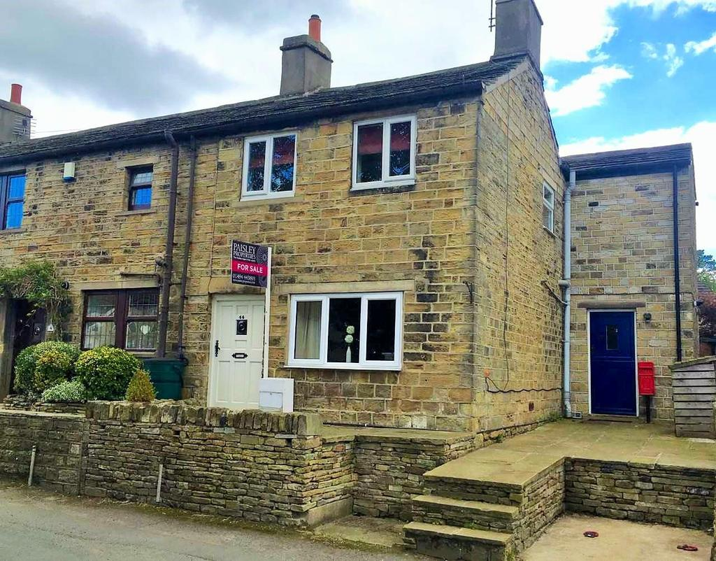3 Bedrooms Semi Detached House for sale in Bilham Road, Clayton West, HD8 9PA
