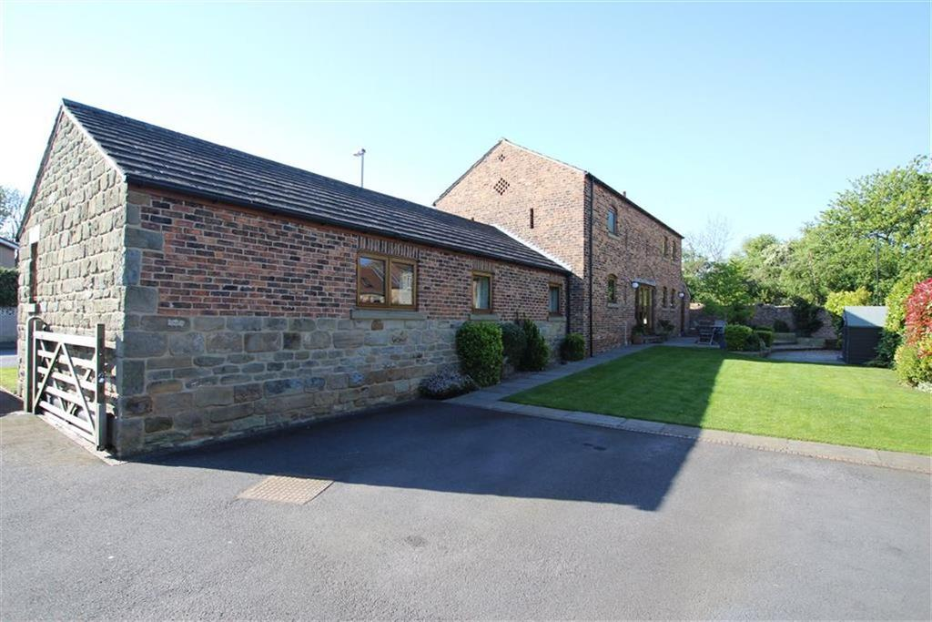 4 Bedrooms Barn Conversion Character Property for sale in The Green, Sharlston, Wakefield, WF4
