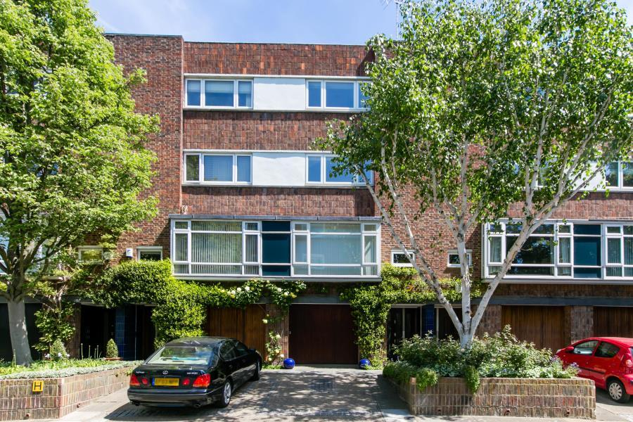 5 Bedrooms House for sale in Woodsford Square, Kensington W14