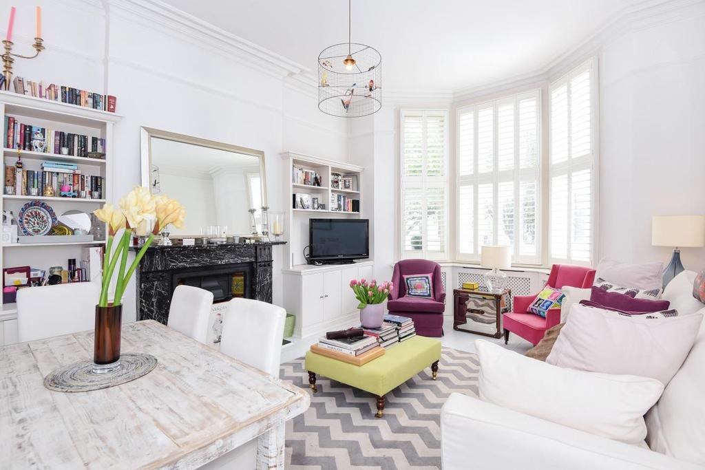 1 Bedroom Flat for sale in Bolingbroke Road, Brook Green, W14