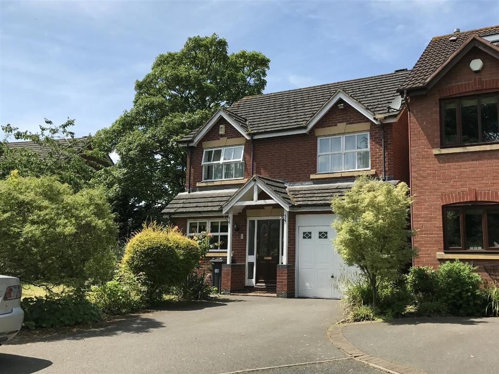 4 Bedrooms Detached House for sale in Spruce Grove, Leamington Spa