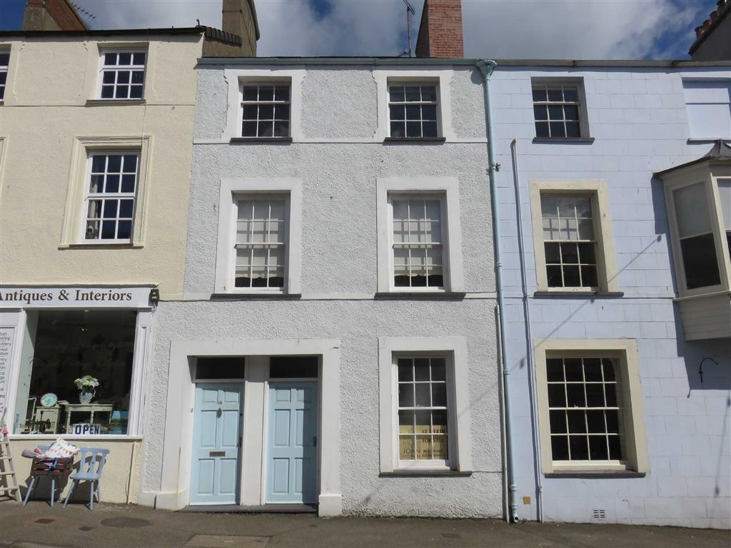 4 Bedrooms Town House for sale in Church Street, Beaumaris, Anglesey