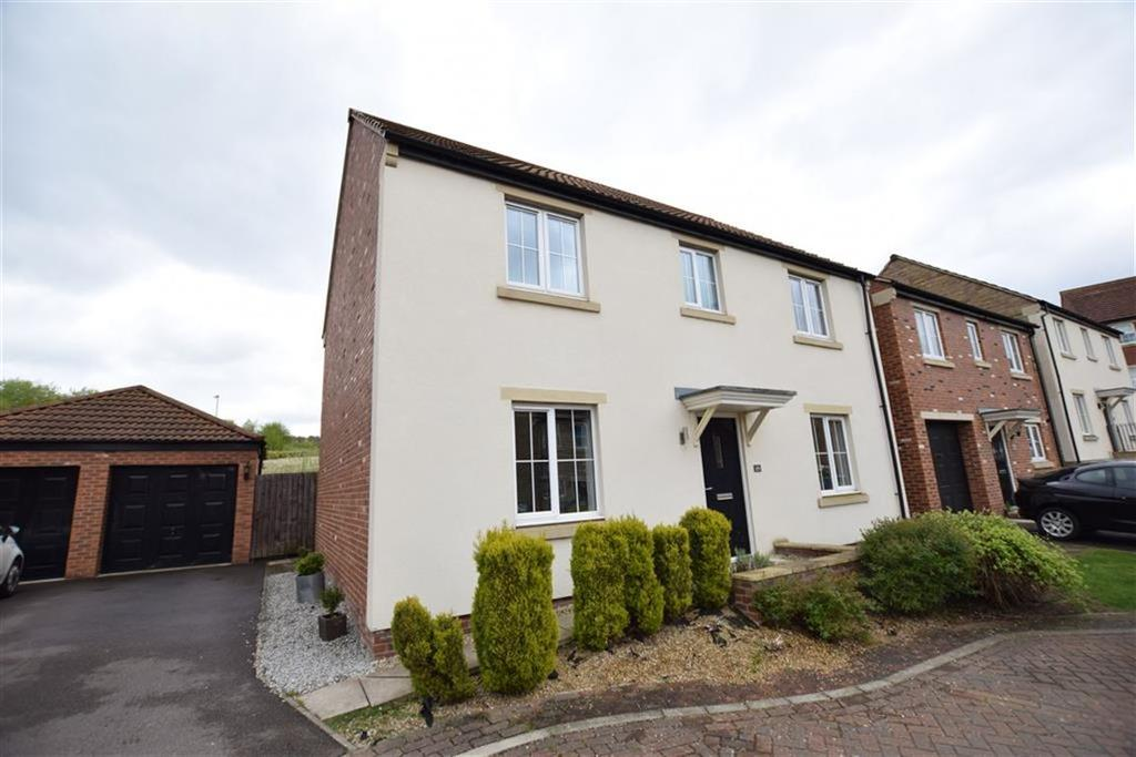 4 Bedrooms Detached House for sale in Windhill Rise, Woolley Grange, Barnsley, S75
