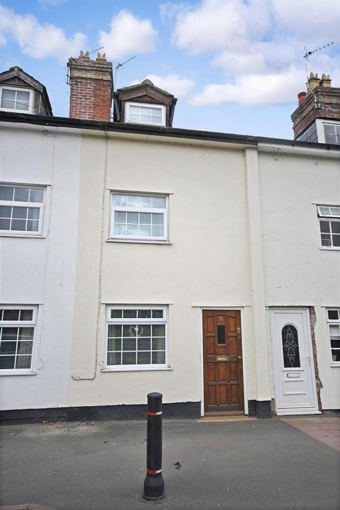 2 Bedrooms Terraced House for sale in Upper Brook Street, Oswestry