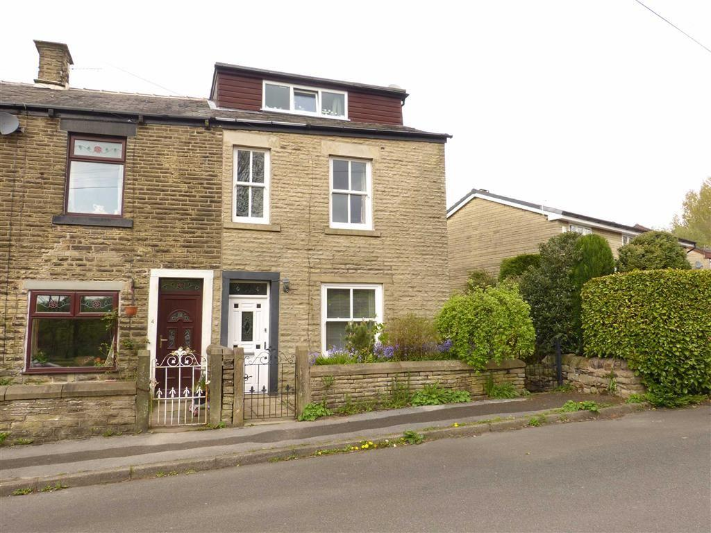 2 Bedrooms End Of Terrace House for sale in The Shaw, Glossop