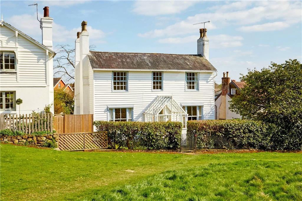 4 Bedrooms Detached House for sale in The Common, Southborough, Tunbridge Wells, Kent, TN4