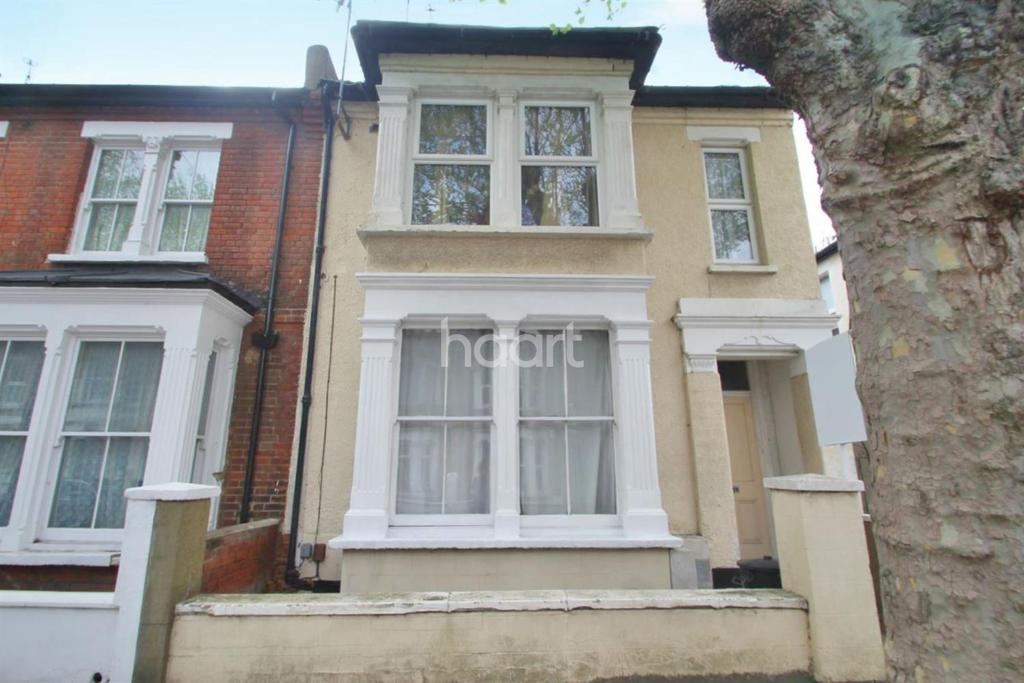 2 Bedrooms Flat for sale in Ashburnham Road