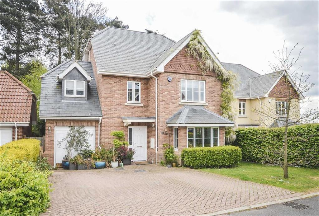 5 Bedrooms Detached House for sale in Hammarsfield Close, Standon, Hertfordshire, SG11
