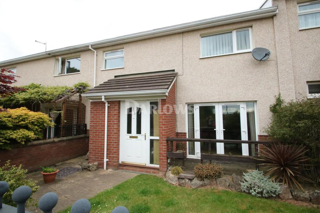 4 Bedrooms Terraced House for sale in Bryn Celyn, Pentwyn, Cardiff