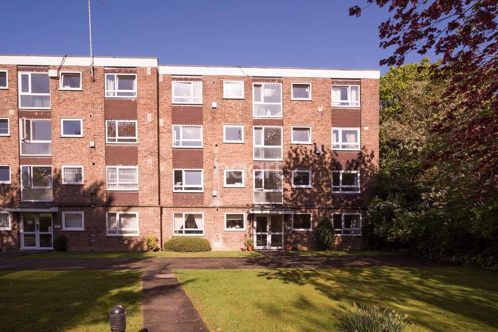 2 Bedrooms Flat for sale in September Court, Hillingdon Road