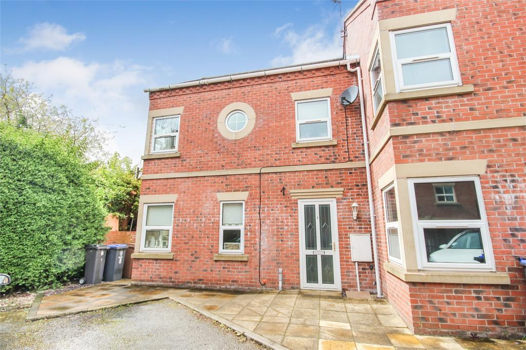 3 Bedrooms End Of Terrace House for sale in New Court, Tape Street, Cheadle, Staffordshire