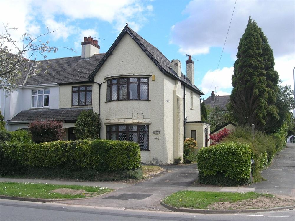 4 Bedrooms Semi Detached House for sale in Cyncoed Road, Cyncoed, Cardiff