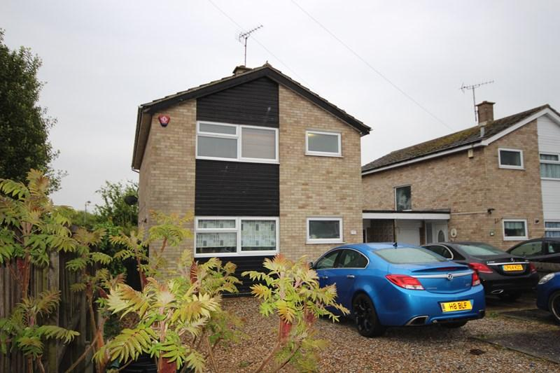 3 Bedrooms Detached House for sale in Norman Close, Clacton-On-Sea