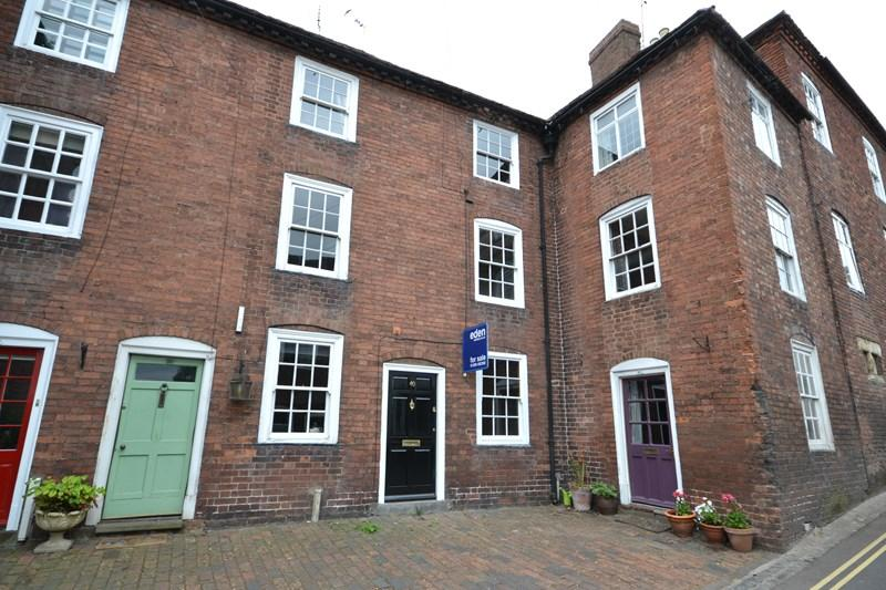 2 Bedrooms Terraced House for sale in High Street, Bewdley