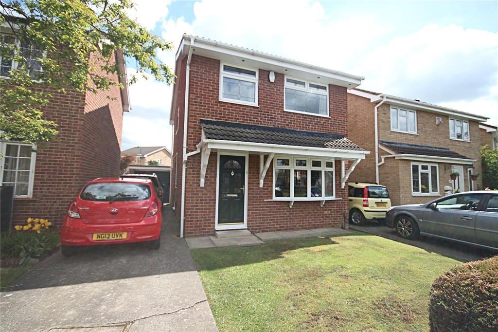 3 Bedrooms Detached House for sale in Avens Way, Ingleby Barwick