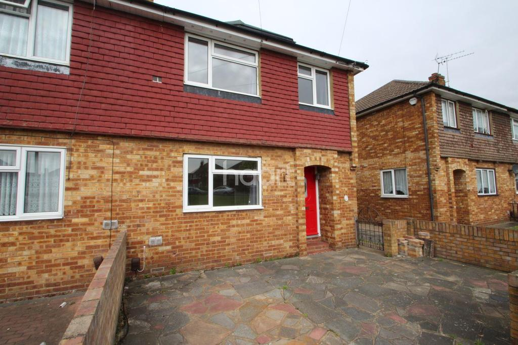 4 Bedrooms Semi Detached House for sale in The Gardens