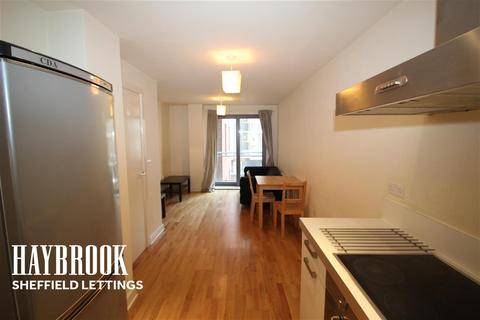 1 bedroom flat to rent - The  Metis City Centre S3