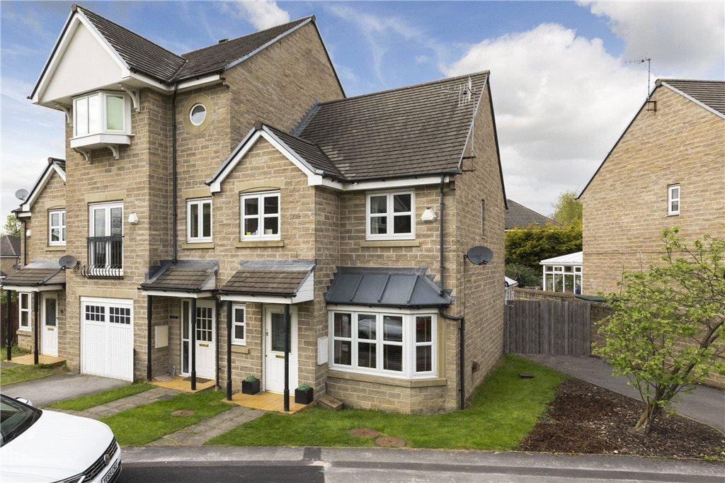 3 Bedrooms End Of Terrace House for sale in Pennythorne Drive, Yeadon, Leeds, West Yorkshire