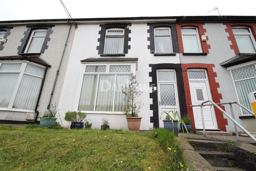 3 Bedrooms Terraced House for sale in Aberfawr Terrace, Abertridwr