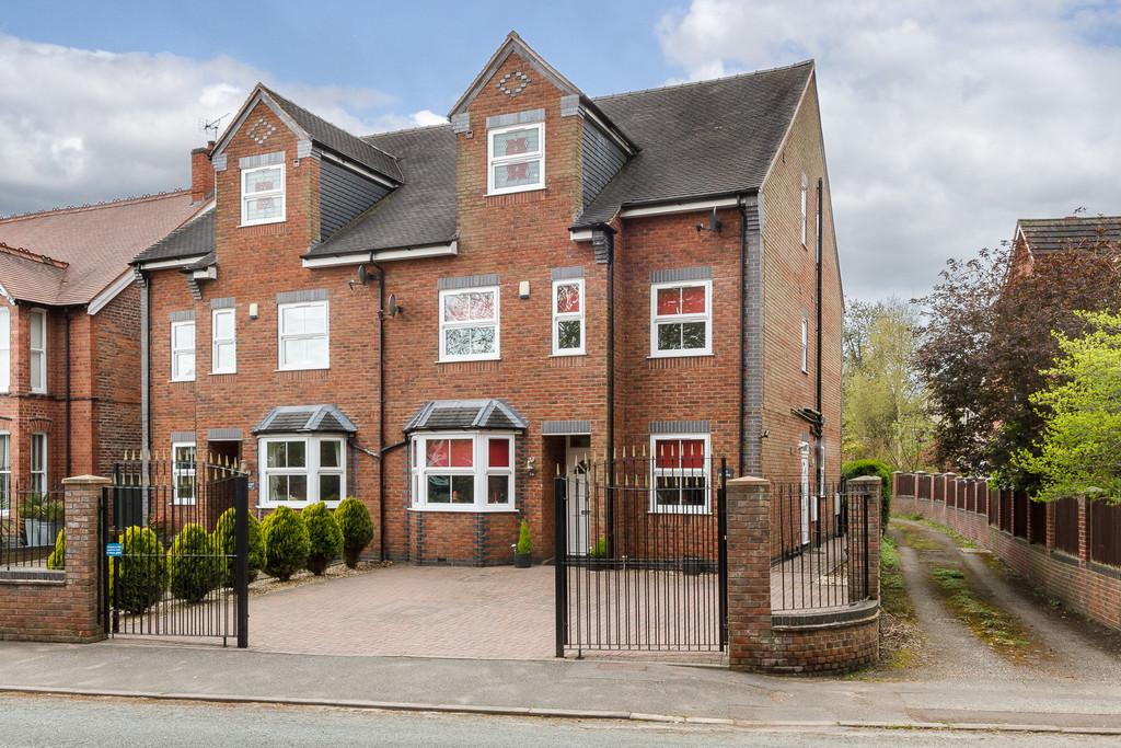 5 Bedrooms Semi Detached House for sale in Nantwich, Cheshire