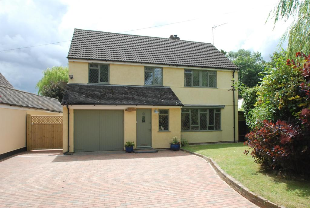 5 Bedrooms Detached House for sale in Aspenden, Buntingford, Hertfordshire