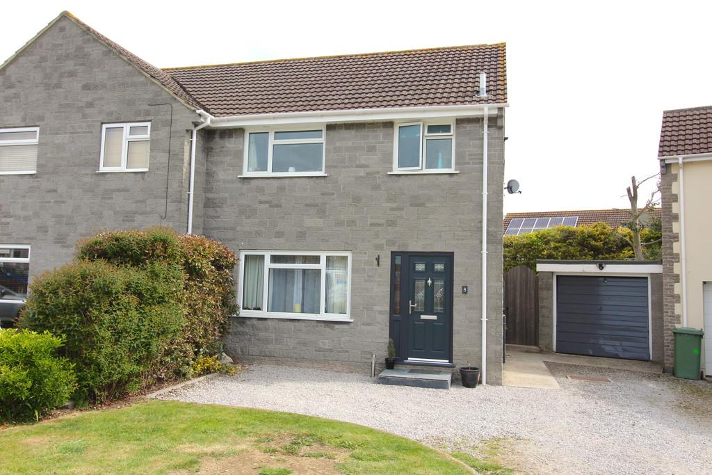 3 Bedrooms Semi Detached House for sale in Broughton Close
