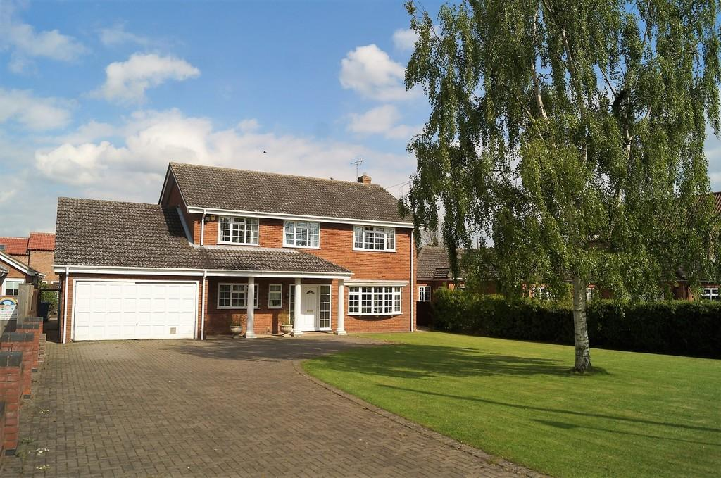 5 Bedrooms Detached House for sale in Croft Lane, Cherry Willingham