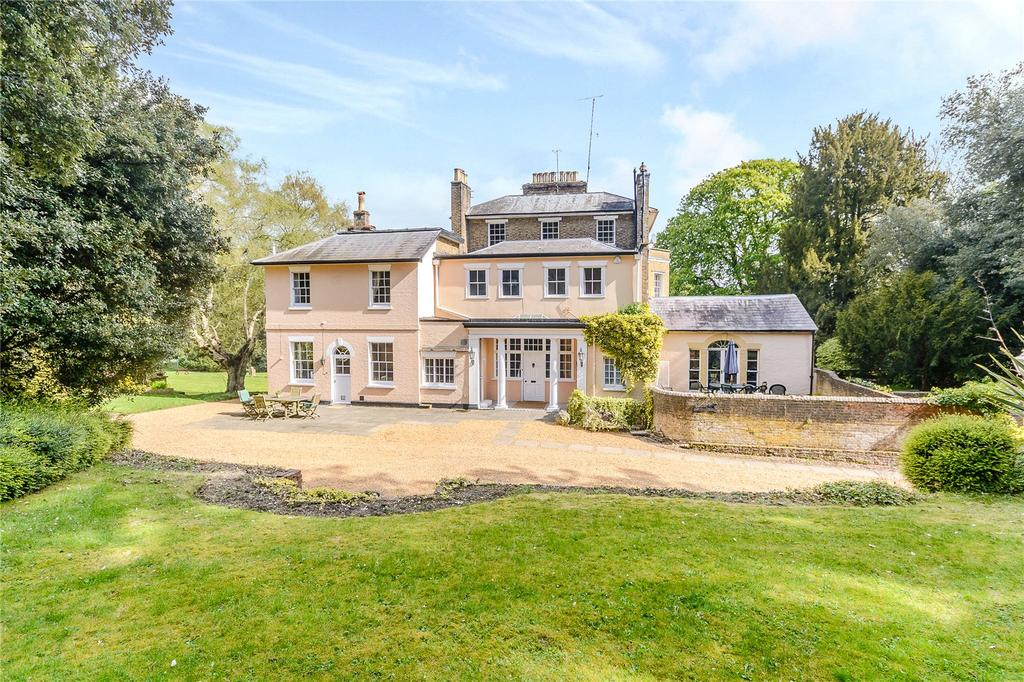 8 Bedrooms Detached House for sale in Cautherly Lane, Great Amwell, Ware, Hertfordshire, SG12