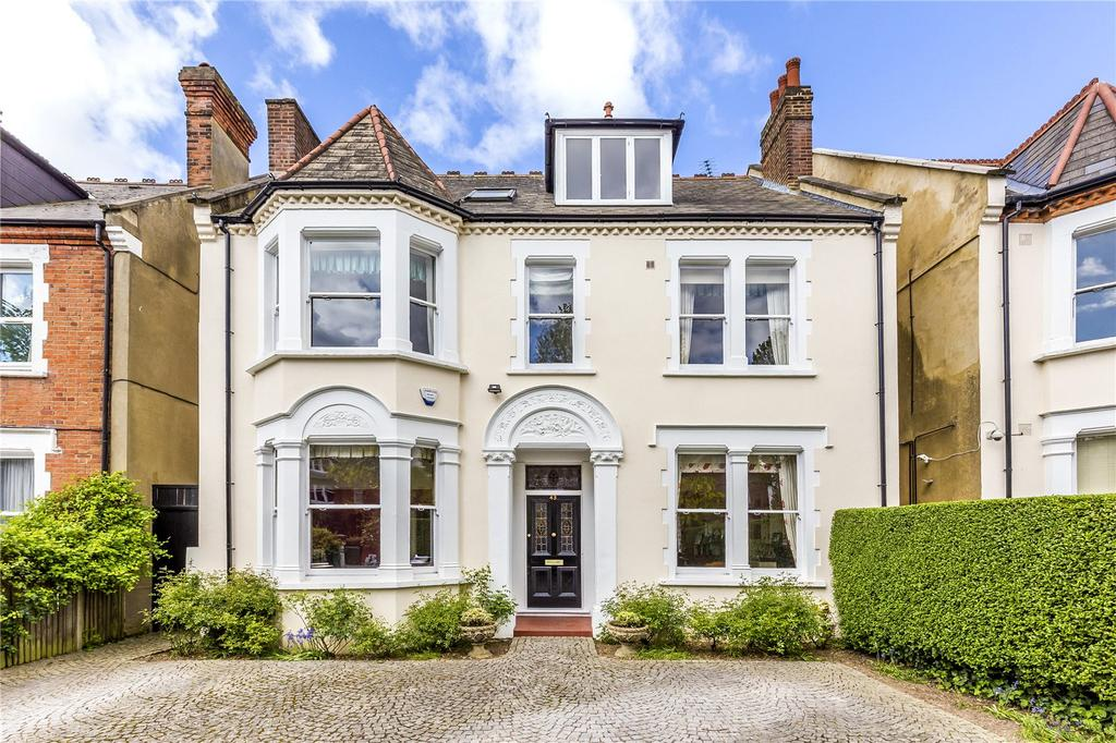 6 Bedrooms Detached House for sale in Mount Park Road, Ealing, London, W5