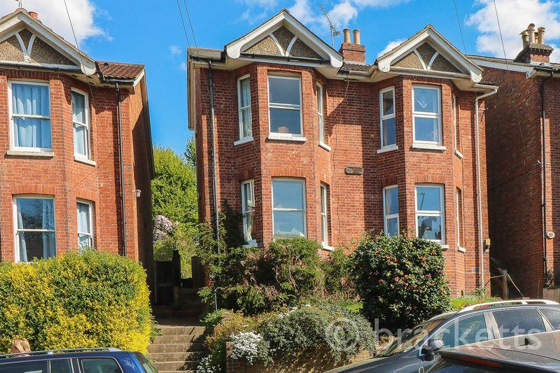 4 Bedrooms Semi Detached House for sale in St James Park, Tunbridge Wells