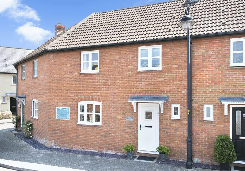 3 Bedrooms Terraced House for sale in Bitham Mill, Westbury