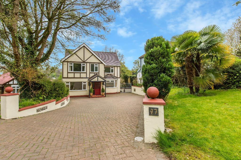 4 Bedrooms Detached House for sale in Kingswood Way, Selsdon, South Croydon, Surrey, CR2 8QN