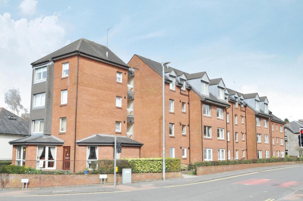 1 Bedroom Flat for sale in Homebrae House, 1 Strathblane Road, Milngavie, East Dunbartonshire, G62 8DN