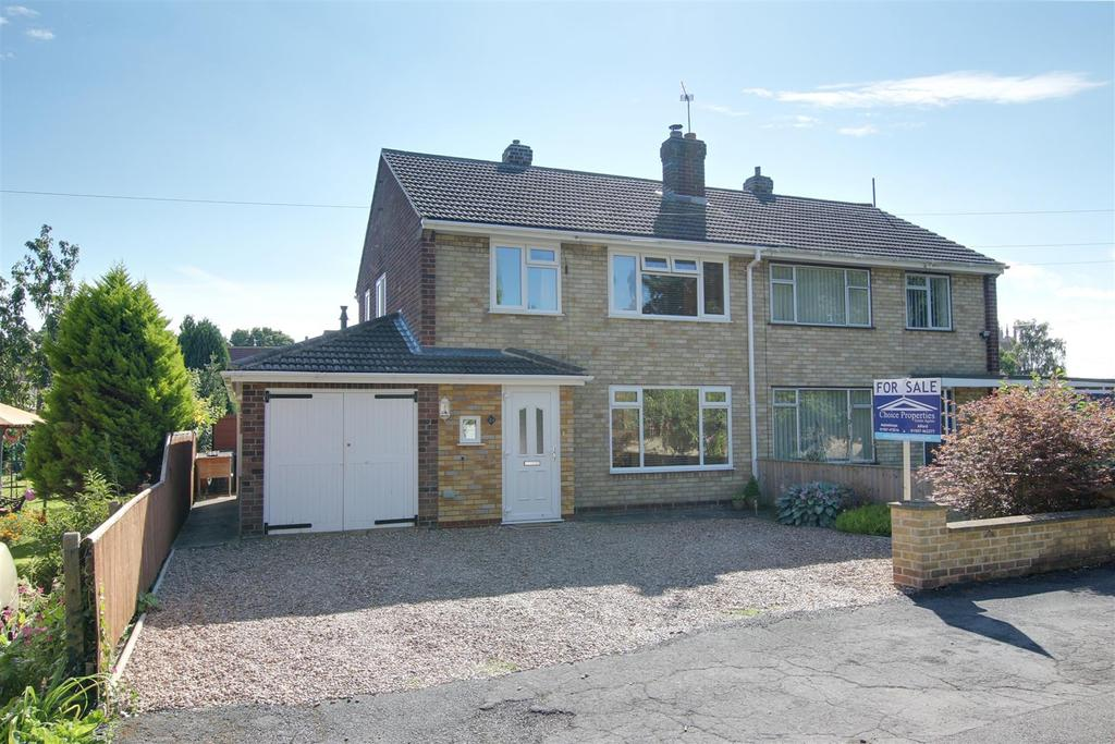 3 Bedrooms Semi Detached House for sale in 2A Park Road, Alford