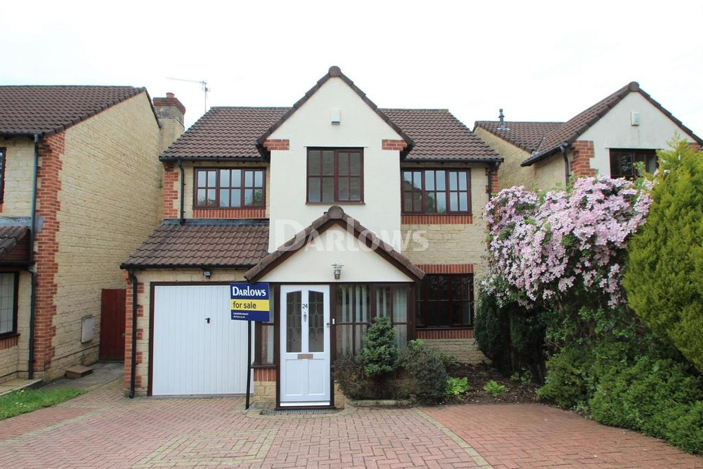 4 Bedrooms Detached House for sale in Charnwood Drive, Pontprennau, Cardiff