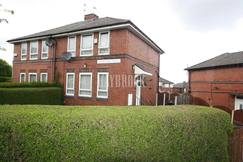 3 Bedrooms Semi Detached House for sale in Manor Oaks Place, Wybourn, S2
