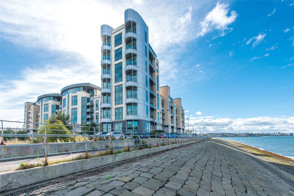 3 Bedrooms Apartment Flat for sale in Western Harbour Breakwater, Edinburgh, Midlothian