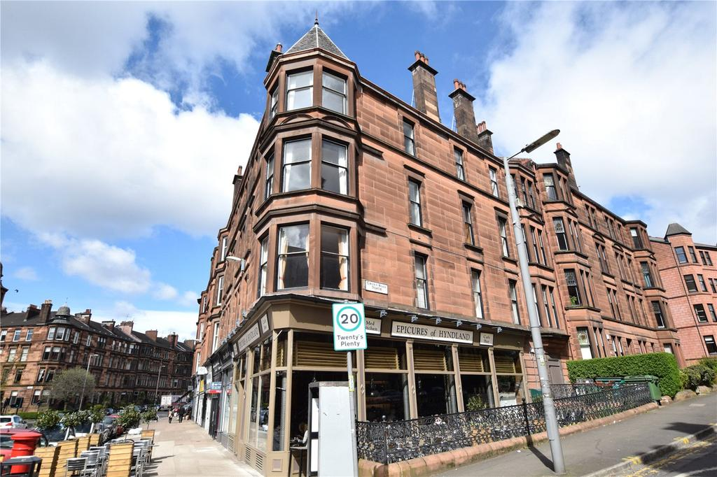 3 Bedrooms Apartment Flat for sale in 2/1, Hyndland Road, Hyndland, Glasgow