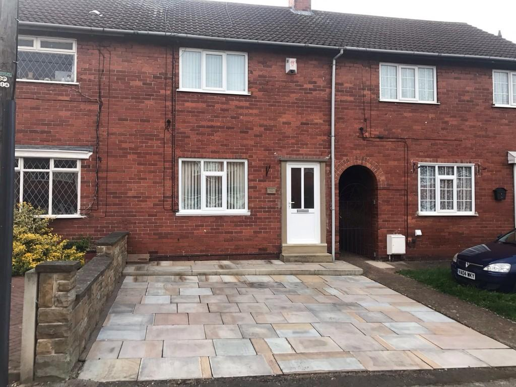 3 Bedrooms Terraced House for sale in Bell Street, Upton, Pontefract