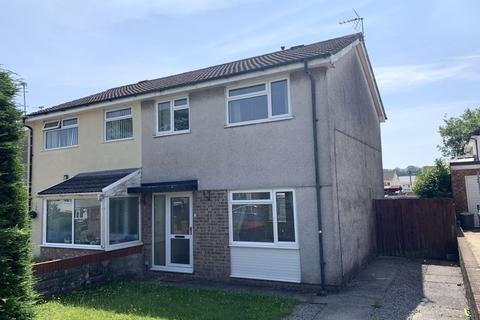 3 bedroom semi-detached house to rent - Mervyn Way Pencoed Bridgend CF35 6JH