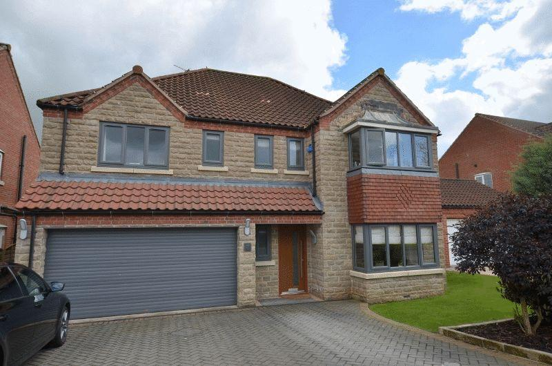 5 Bedrooms Detached House for sale in Westfield, Scotton, Gainsborough