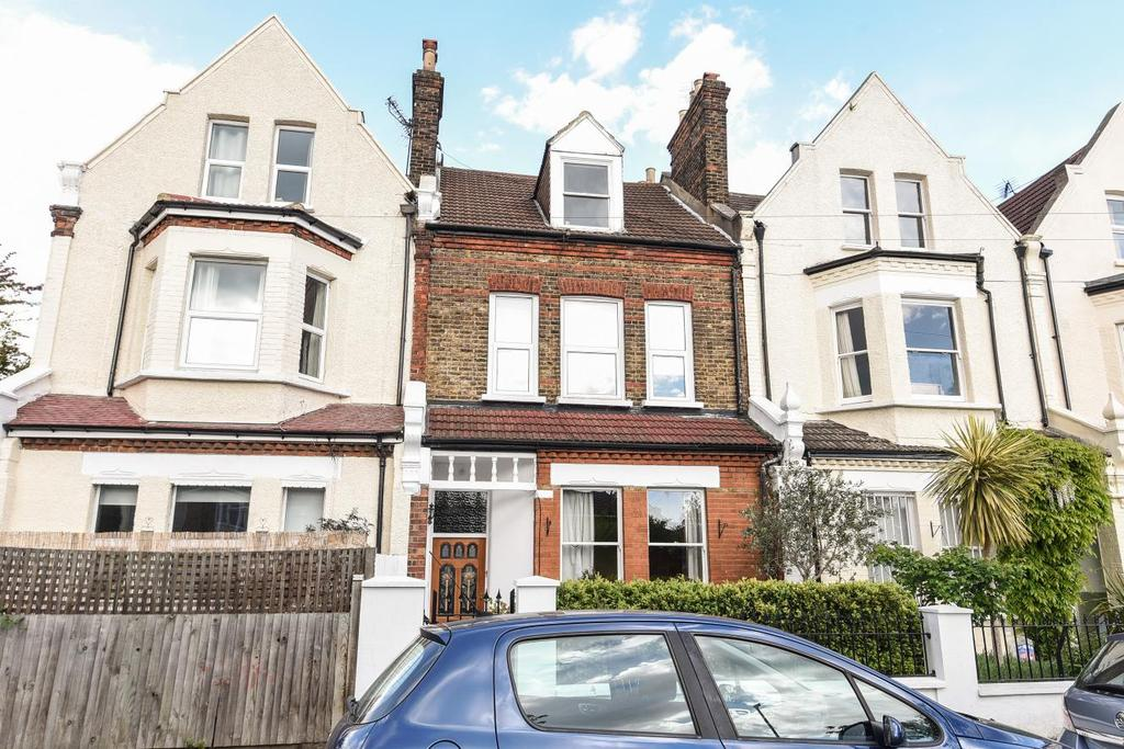 4 Bedrooms Terraced House for sale in Estreham Road, Streatham Common, SW16