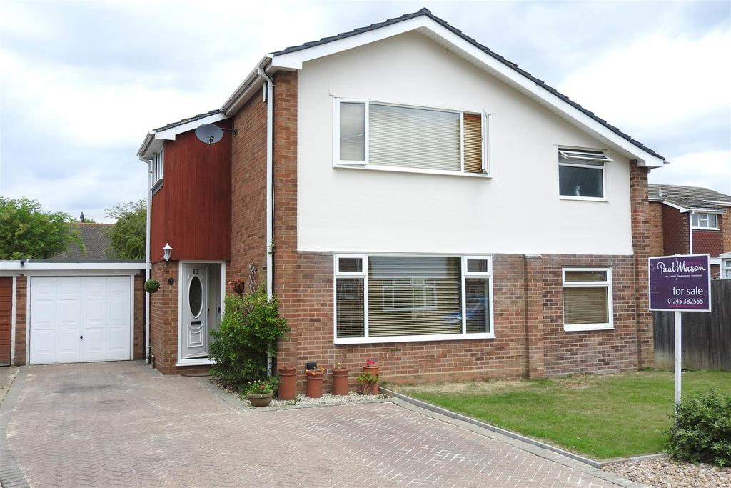 4 Bedrooms Detached House for sale in Sunningdale Fall, Hatfield Peverel