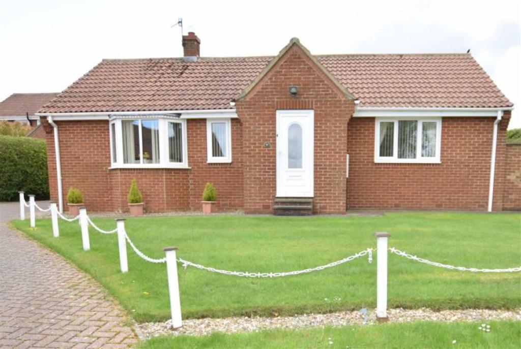 2 Bedrooms Detached Bungalow for sale in Cropton Rise, Scarborough