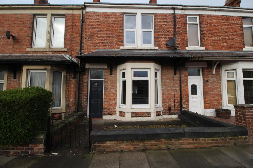 2 Bedrooms Terraced House for sale in Churchill Street, Wallsend