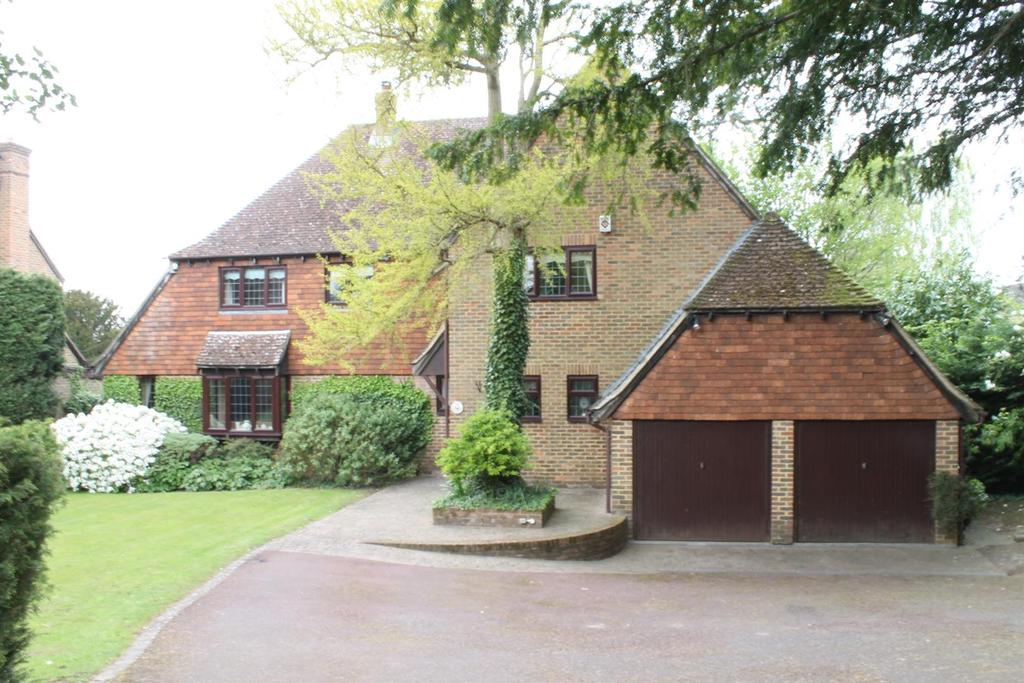 4 Bedrooms Detached House for sale in Heathfield Road, Penenden Heath, Maidstone