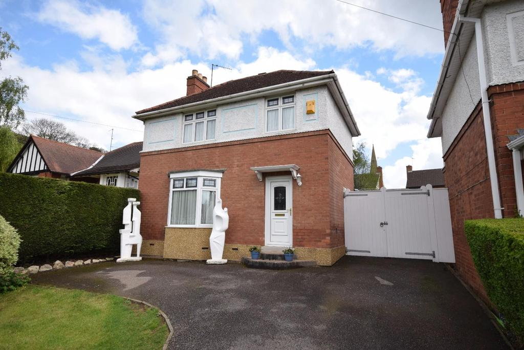 4 Bedrooms Detached House for sale in Rothwell Road, Desborough, Kettering